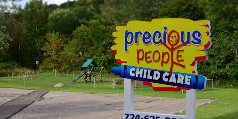 Precious People Daycare & Preschool, Mars PA