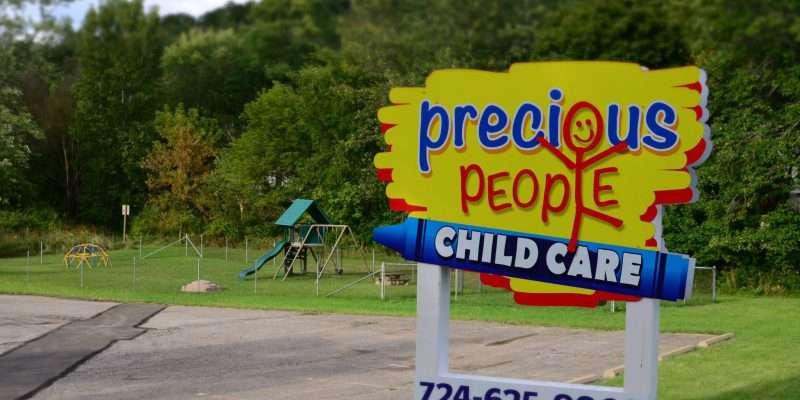 Precious People Daycare & Preschool, Mars PA