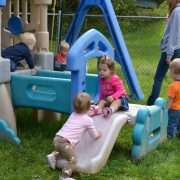 Precious People Outdoor Play Area