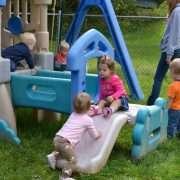 Precious People Outdoor Play Area